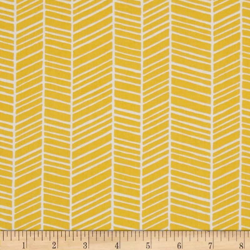 Yellowherringbone
